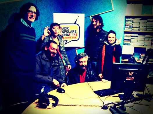 ON AIR  - RADIO POPOLARE ROMA