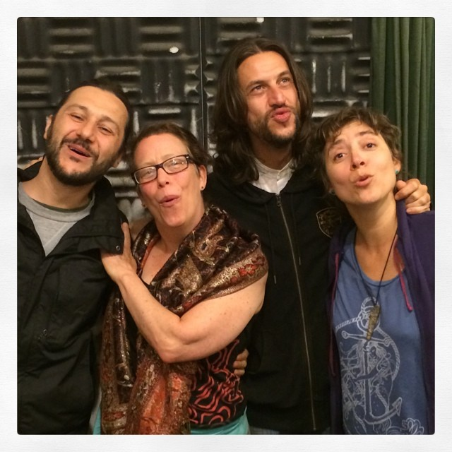 KPFA Berkeley (San Francisco)  OU with Derk Richardson and Amy Denio 94.1